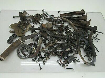 2002 Yamaha Grizzly 660 Misc Miscellaneous Hardware Lot Nuts Bolts