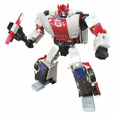 Transformers Generations Siege Deluxe Red Alert War for Cybertron *IN STOCK