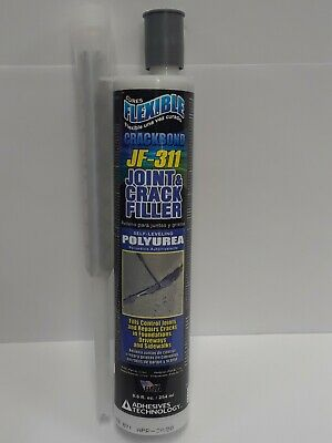 Adhesive Technology Cures Flexible CrackBond JF-311 Joint & Crack Filler, 03/20+