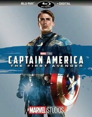 Captain America: The First Avenger [Blu-ray] DVD, Neal McDonough, Tommy Lee Jone