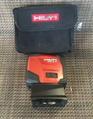 Hliti PM 2P  pulse power, 2 point plumb with case