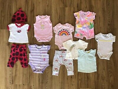 Baby Girls Summer Newborn Bundle Size 0000. Peter Alexander, MYER Brands