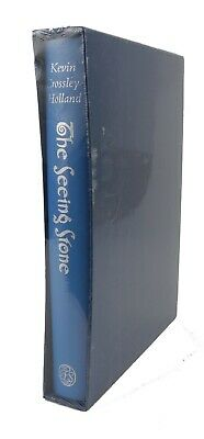 The Seeing Stone by Kevin Crossley-Holland - Folio Society - NEW - SEALED