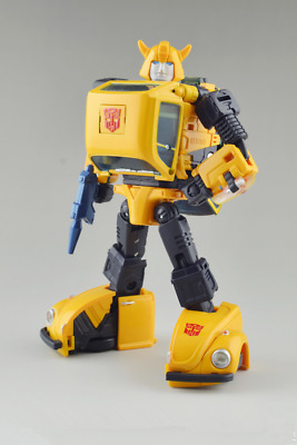 TRANSFORMERS MP-21 BUMBLEBEE AMAZON MASK BATTLE FACE