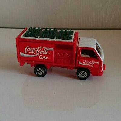 Out of print Tomica Coca-Cola truck