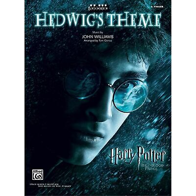 Hedwig's Theme (from <i>Harry Potter and the Half-Blood Prince</i>) 00-33874