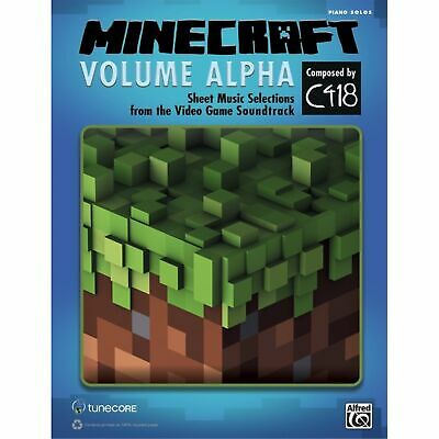Minecraft: Volume Alpha - Composed by C418