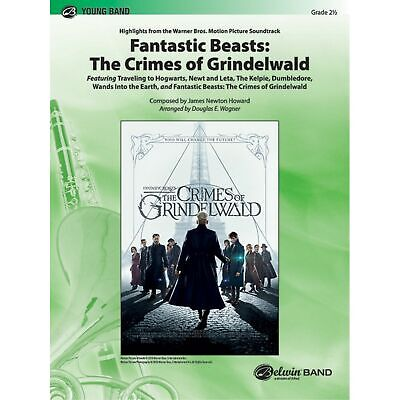 Fantastic Beasts: The Crimes of Grindelwald 00-47412