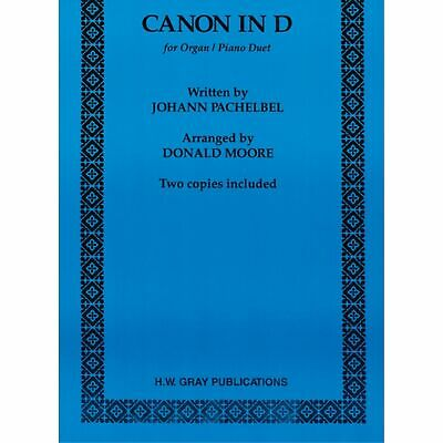 Pachelbel Canon in D Sheet Music Concert Performer Series Book with d 014024794