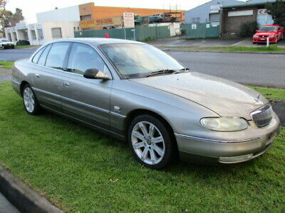 Wh Statesman Caprice S2 V8 Gen3 Auto A Nice Car For Its Age