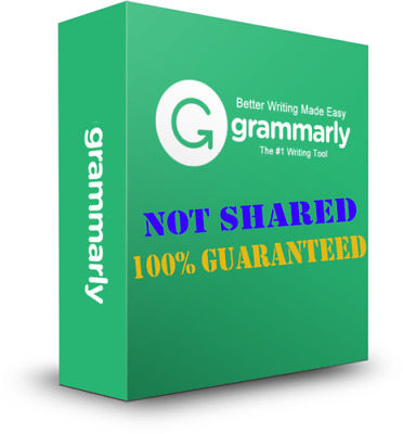 Legit Grammarly Premium Account - 100% Guaranteed!
