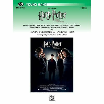 <i>Harry Potter and the Order of the Phoenix</i>, Suite from 00-29591