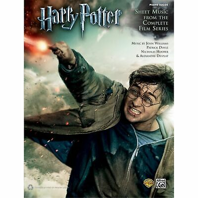 Harry Potter: Sheet Music from the Complete Film Series 00-38970