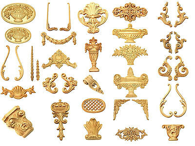 Ornaments,Wood Ornament,Carved