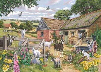 The House Of Puzzles - 500 BIG PIECE JIGSAW PUZZLE - Just Kidding Big Pieces