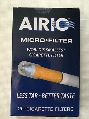 2 PACKS NIC-OUT Cigarette Filters - Quit Smoking Alternative