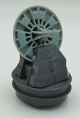 Vintage Star Wars Radar Laser Cannon toy loose preowned Hoth Empire strikes Back
