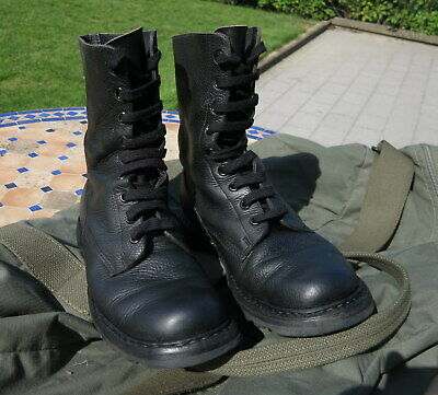 Combat shoes bottines chaussures militaires ABL military boots 44