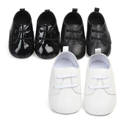 0-12M Baby Girls Boys Soft Shoes Soft Sole Slip-on Prewalkers Shoes Fashion New