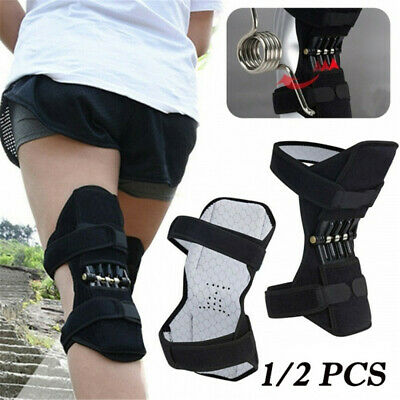 1nd Generation Power Knee Stabilizer Pads Rebound Spring Force Support Knee Pad