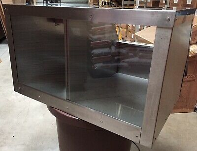 Commercial Popcorn Warmer - Counter Inset - Used