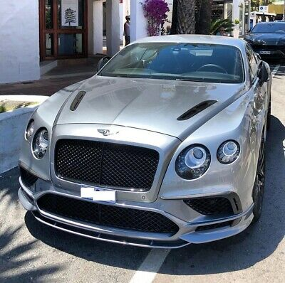 Bentley Continental GT 2012 >2017 Super Sport Style Body Kit
