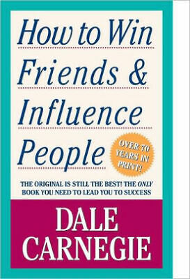 How to Win Friends and Influence People { P..D..F --> E MAIL }