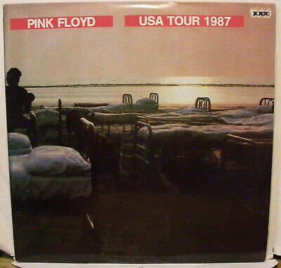 Pink Floyd - Usa Tour 1987 - 3 Lp Black Cats Records
