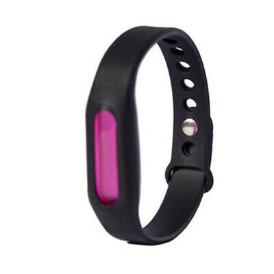 Anti Mosquito Pest Insect Bugs Repellent Repeller Wristband Bracelet