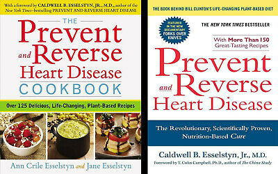 All The Prevent and Reverse Heart Disease Cookbook Ann Crile Esselstyn Jane ᑭ.ᗪᖴ