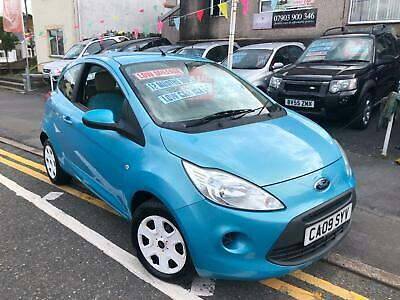 £200 off 2009 09 plate Ford Ka 1.2 Style +, new mot just 30k