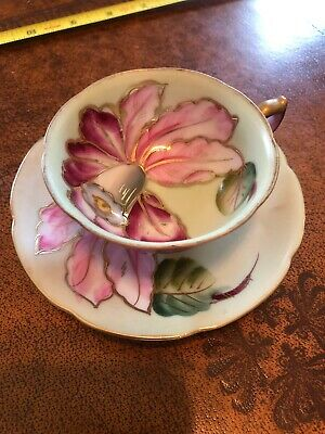 Ragrl Sealy China Tea Cup And Saucer Made In Japan