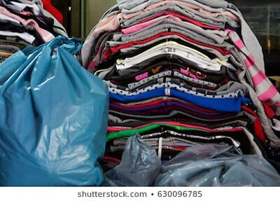 "Wholesale / Job Lot of  Used Women's ""Grade A"" Clothing. Excess Stock 50 ITEMS"
