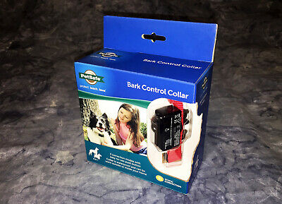 Brand New! PetSafe Bark Control Collar for Dogs 8 lb and Up Waterproof 3 Modes.
