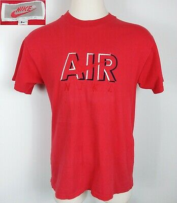 9f11e3caafff8 VINTAGE LATE 80S Early 90s Nike Tee Shirt - $39.99 | PicClick