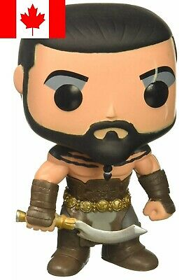Funko Pop! Game of Thrones - Khal Drogo ~ FAST & FREE SHIPPING