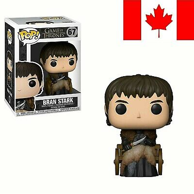 Funko POP! Game of Thrones - Bran Stark ~ FAST & FREE SHIPPING