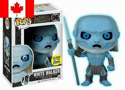 Funko POP! Game of Thrones - White Walker ~ FAST & FREE SHIPPING