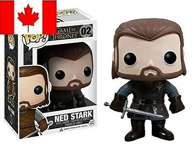 Funko POP! Game of Thrones - Ned Stark ~ FAST & FREE SHIPPING