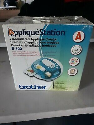 Brother Embroidery Applique Station Patchmaker Sewing Craft