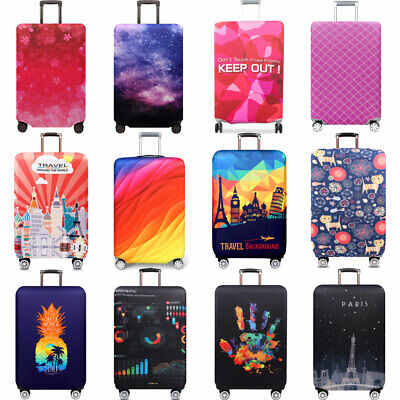 """Elastic Anti Scratch Protector Cover Case for 18""""- 32"""" Travel Luggage Suitcase"""
