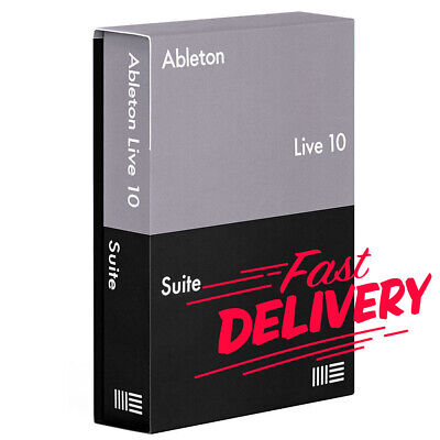 Ableton Live Suite 10.1 for Mac ~ 𝙎𝙩𝙖𝙧𝙩 𝙈𝙖𝙠𝙞𝙣𝙜 𝙈𝙪𝙨𝙞𝙘 𝙏𝙤𝙙𝙖𝙮!