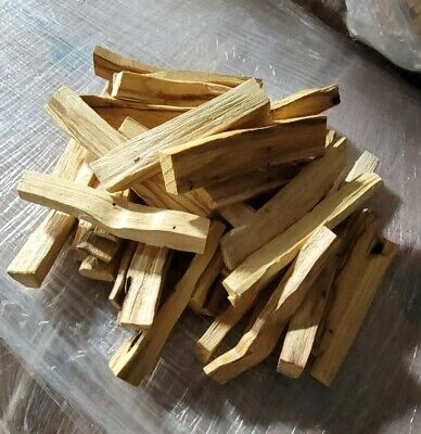 Palo Santo 1lb organic Bursera Graveolen thin Holly Stick exactly as the picture