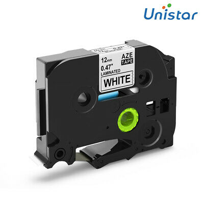 Compatible Brother TZ-231 TZe231 TZ231 P-Touch Black On White Label Tape 12mmx8m