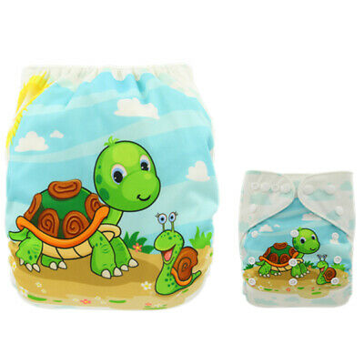 MODERN CLOTH NAPPIES MCN HAIRY SPIDER SHELL