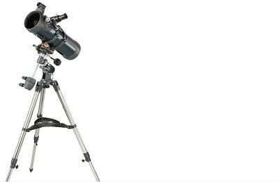 114EQ HD Zoom Monocul Refractive Astronomical Telescope View Landscape & Space#