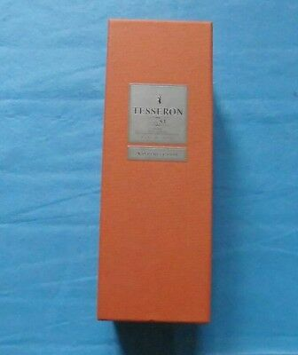 1 leere Box, Tesseron, Lot N. 53, Cognac, Grand Champagne