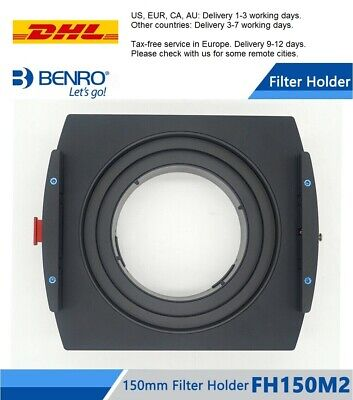 Benro FH150M2 FH150M2B Filter Holder + FMACPL150M2 With CPL Kit Free Shipping