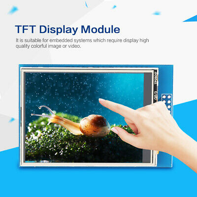2.8'' TFT LCD Color Display Storage Module Embedded Touch Screen Module