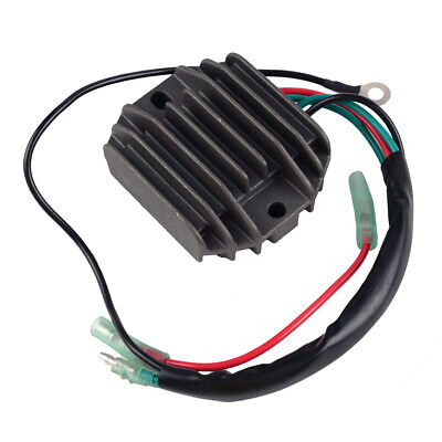 6AH-81960-00 BOAT MOTOR Rectifier & Regulator For Yamaha 4